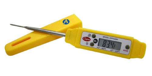 -20/° to 300/°F Temperature Range Cooper-Atkins Corporation Cooper-Atkins 4005I Cordless Pipe Clamp Thermistor Surface Instrument