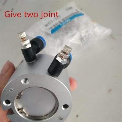Fevas MHS4-16D MHS4-20D MHS4-32D MHS4-40D MHS4-50D SMC Type 4 Finger MHS4 Series Parallel Type air Gripper penumatic Cylinder MHS4 - (Color: MHS4 25D)