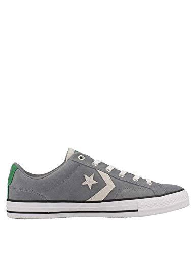 Converse 039 Star – Scarpe Player cool Grey white Multicolore green Unisex Da Bambini Ox Fitness 66HrwfRx