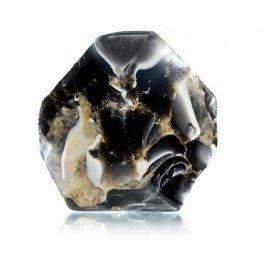 Price comparison product image TS Pink Black Onyx SoapRocks - Soap that looks like a Rock ~ 6 oz. Gem Rocks Birthstone Jabón Gemstone