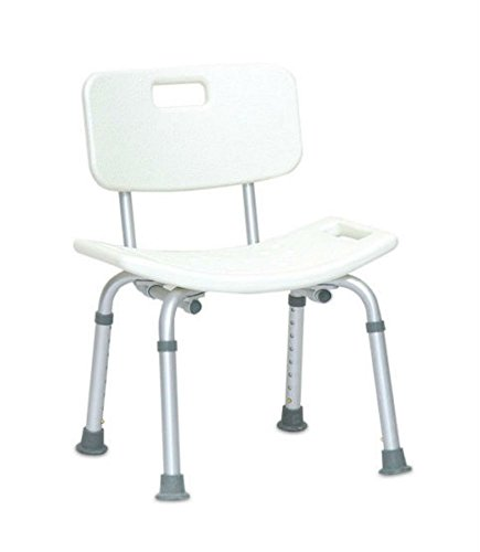 250 lbs Capacity Aluminum Handicap Bathtub Bath Tub Shower Seat Chair Bath Bench from Unknown