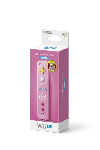 Wii Remote Plus: Princess - Peach
