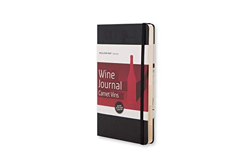 Moleskine Passion Journal, Wine, Hard Cover, Large (5