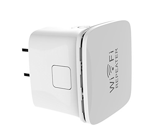World Smallest Mini N300 WiFi Range Extender,300Mbps Travel WiFi Repeater with Ethernet Port,Travel WiFi Router,WiFi Signal Booster for Home by West Coach