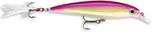 [Rapala X-Rap 08 Fishing lure, 3.125-Inch, Purple Ghost] (Purple Ghost)