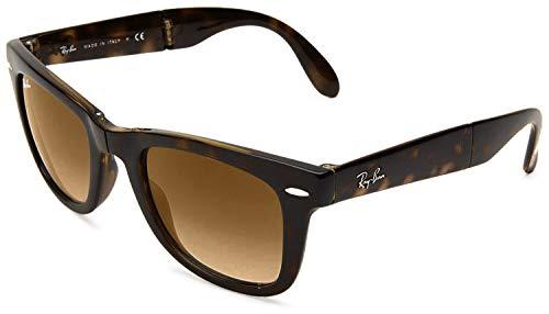 Ray Ban Unisex Sunglasses, Tortoise Lenses Nylon Frame, 50mm from Ray-Ban