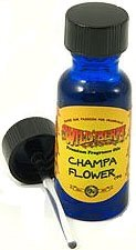 Champa Flower - Wildberry Scented Oil - 1/2 Ounce Bottle by Wildberry Oil by Wildberry Oil