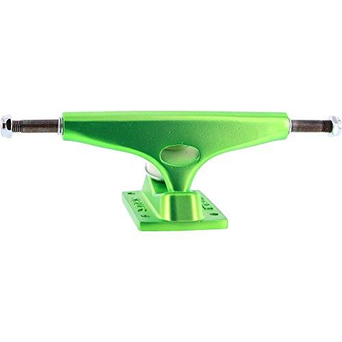 ダルセット定数厄介なKrux 8.0 STD Kromeマットグリーンスケートボードトラック(ハードウェアフリー1