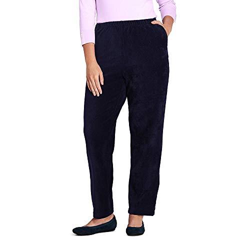Lands End Womens Plus Size Petite Sport Corduroy Pants
