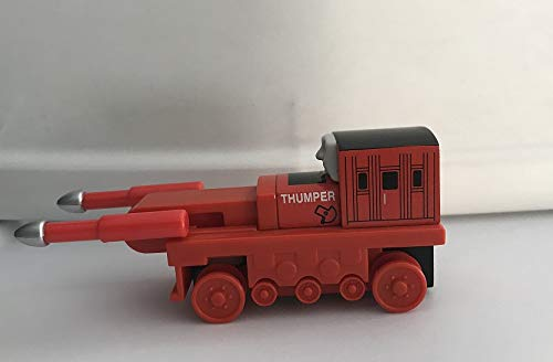 Thumper - Thomas & Friends Wooden Railway Tank Train Engine - Brand New Loose ()