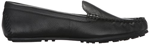 Aerosoles Frauen Over Drive Slip-On Loafer Schwarzes Leder