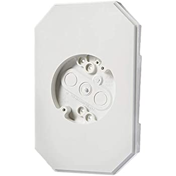 Arlington Industries 8161 Wall Plates White Electrical