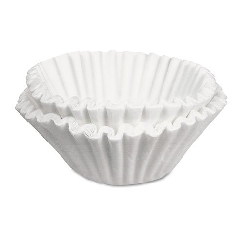 BUNN Coffee Brewer Filters, 12-Cup, Regular, Decanter Style - Includes 3,000 coffee filters. ()