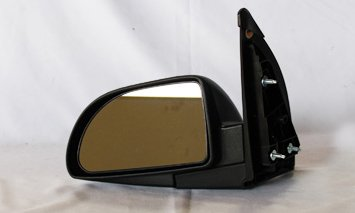 TYC 2020132 Saturn//Chevrolet Driver Side Power Non-Heated Replacement Mirror