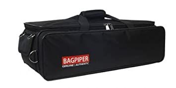 Bagpiper Standard Black Case for Bagpipes  Amazon.co.uk  Musical ... d983cd6a5956d