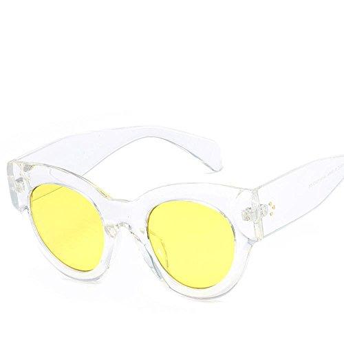 Aoligei L'Europe et les États-Unis mode métal quatre lentilles lunettes de soleil personnalité marée personnes Petites entreprises x0BegTc