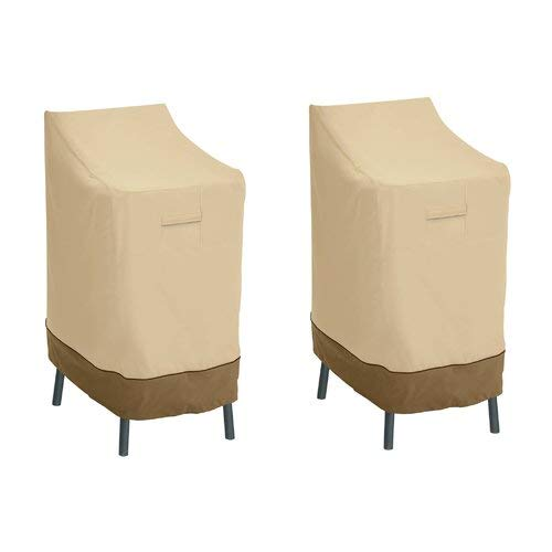 OKSLO Croteau patio chair cover (set of 2)