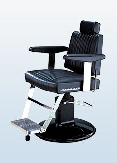 Takara Belmont Dainty Black Barber Chair #405 & Amazon.com: Takara Belmont Dainty Black Barber Chair #405: Beauty