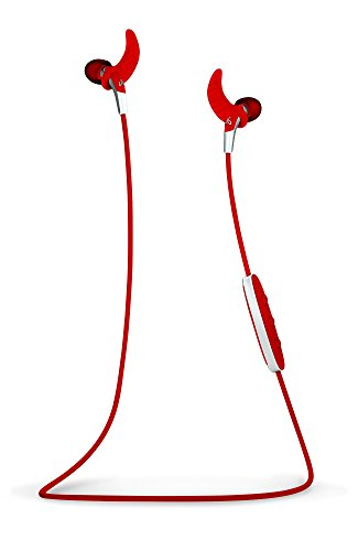 Jaybird Freedom F5 In-Ear Wireless Bluetooth Sports Headphones - Secure Sports Fit - Tough All-Metal Design - Blaze