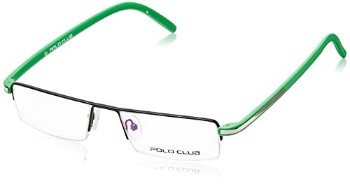 Polo Club Rectangular Frame (Black ) (PC-27418|C4 50)