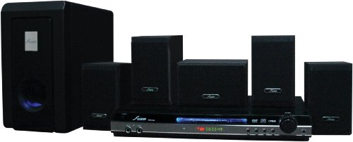Best price for fuze 5.1ch home theater system DVD player BLACK DVDC290C (Japan Import)