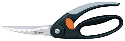 Fiskars 859975 Poultry Softouch%C2%AE handles