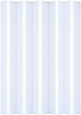5 láminas de transferencia A4 para planchar sobre textiles, perfectas para plotter, P.S. Film:5er Set White: Amazon.es: Oficina y papelería