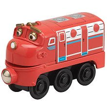 Chuggington Wooden Railway Wilson by TOMY