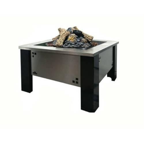Amazon.com : Napoleon PFT Patio Flame Table : Fire Pits : Garden U0026 Outdoor