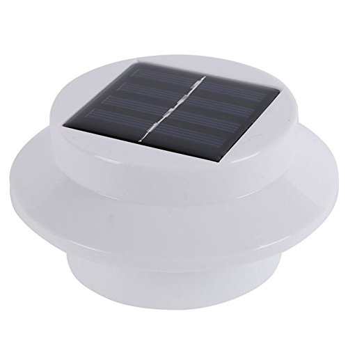 Sammid Outdoor Solar Landscape Lights, Saving Solar Sensor Control LED Light for Lawn/Patio/Yard/Walkway/Driveway - White Light by Sammid