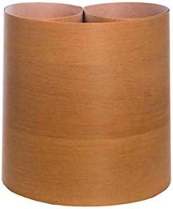 Nordlinger Pro - Chapado preencolado, madera, teca, 50 x 2,5 ml