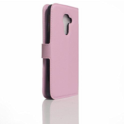 Funda Libro para BlackBerry DTEK60,Manyip Suave PU Leather Cuero Con Flip Cover, Cierre Magnético, Función de Soporte,Billetera Case con Tapa para Tarjetas G