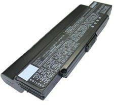 E-force ® Batería de ordenador portátil para SONY Vaio VGN-NR21E %2FS