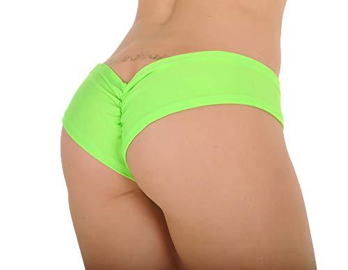 407d64d08d0e So Sexy Lingerie Cheeky Bootie Shorts Hipster Underwear Entertainer  Dancewear Dance Costume, One Size,