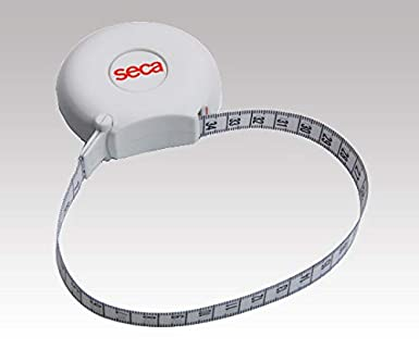 Seca 206 Tape Measure With Wall Stop And Magnifier For Accurate