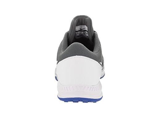NIKE Männer Air Epic Speed TR II Crosstrainer Schuhe Dunkelgrau / Weiß / Hyper Cobalt