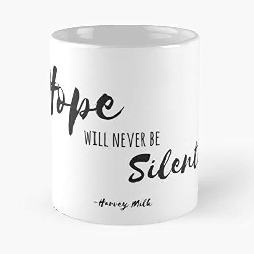 com harvey milk hope quotes coffee mugs oz handmade