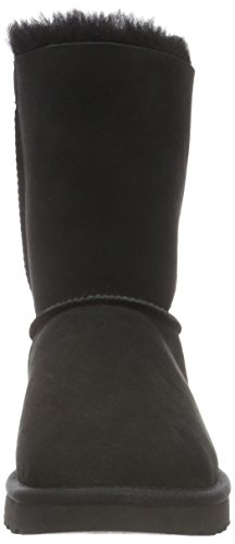 UGG Women's Bailey Bow II Winter Boot, Black, 8 B US by UGG (Image #4)