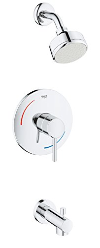 grohe shower head combo - 3