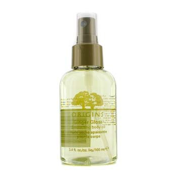 - Origins Ginger Gloss Smoothing Body Oil, 3.4 fl oz