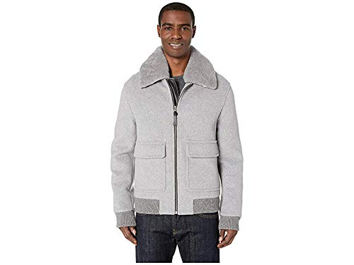 Mackage Men's Aeron Light Grey 40