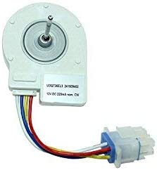 UpStart Components Brand Compatible with 241509402 Evaporator Motor 241509402 Evaporator Fan Motor Replacement for Frigidaire FGHB2844LFG Refrigerator