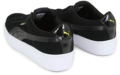 Platform 05 Negro Vikky Puma puma Black Mujer Zapatillas puma White Para 5UKvqXw