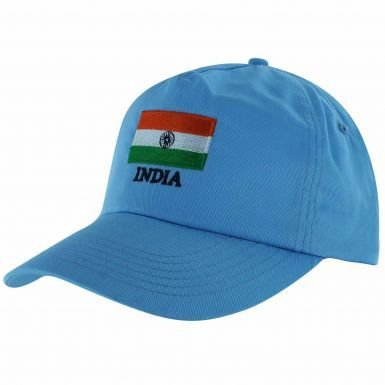India Flag Sports Baseball Cap for Cricket Fans (Adults) by India