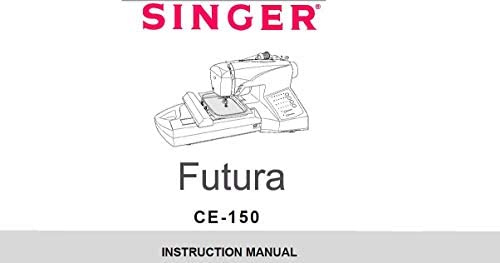 Descargar Pdf-File Singer CE150 máquina de coser: Amazon.es: Hogar