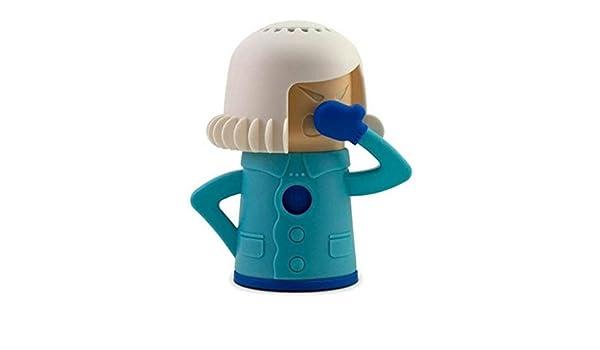 Limpiador de Microondas, Angry Mama Limpiador de Microondas Limpia ...