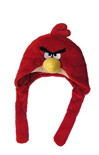 Angry Birds Novelty Hat, Red Bird