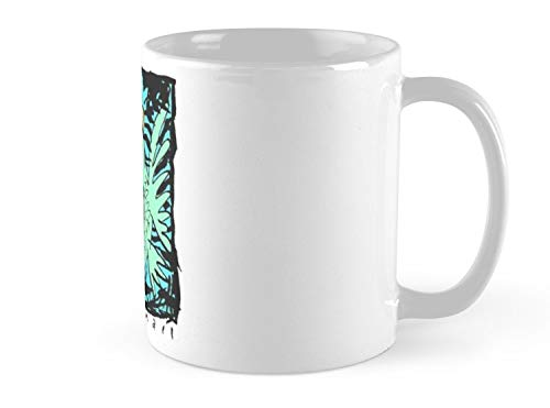 Hued Mia Mug Piranha In A Tiara Mug - 11oz Mug - Features wraparound prints - Dishwasher safe - Made from Ceramic - Best gift for family friends