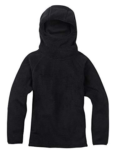 Burton Women's Lynx Pullover Fleece, True Black W19, Medium