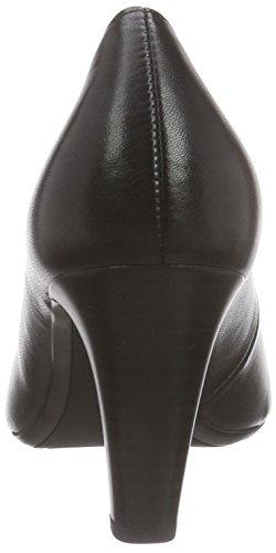 Mujer Schwarz Negro Tacones Gabor 27 schwarz Gabor TI1Ex